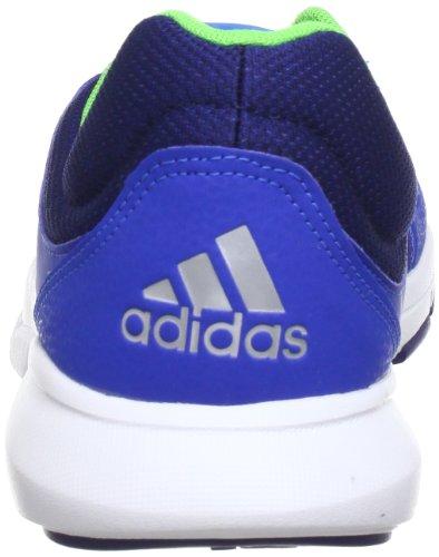 adidas Performance a.t. 120 - Zapatillas de gimnasia de material sintético hombre azul - Blau (NIGHT BLUE F13 / METALLIC SILVER / RAY GREEN F13)
