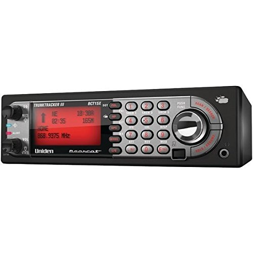 (USA Warehouse) Uniden Bct15x Bearcat Scanner With Bear -/PT# HF983-1754365286
