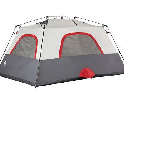 Amazon.com  Coleman 8 Person Instant Cabin Tent Double Hub  Sports u0026 Outdoors  sc 1 st  Amazon.com & Amazon.com : Coleman 8 Person Instant Cabin Tent Double Hub ...