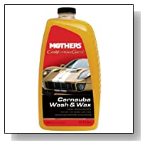 Mothers Classic Paint Care Bundle