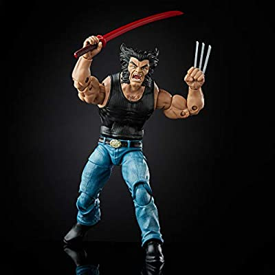 Marvel Classic E86125L0 Marvel Logan Collectable Figure Wolverine: Toys & Games
