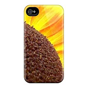 Cute High Quality Iphone 4/4s Sunflower Case