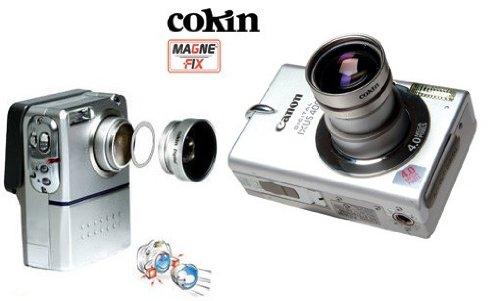 Cokin R760MM Lens, 2X Tele, Medium, Magnetic by Cokin
