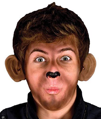 Woochie by Cinema Secrets Monkey Ears Latex Appliance, Multi, One Size ()