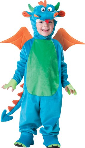 Dinky Dragon Toddler Costume - Toddler (Dinky Dragon Infant Toddler Costume)