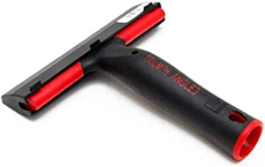 JBF Triumph MK3 Scraper with Double Edged Blade, Professional Glass Scraper / Size 6 inch / Angled