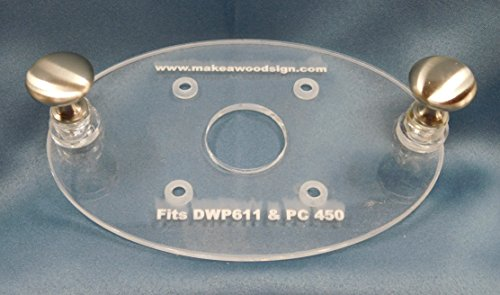 Router Base Plate