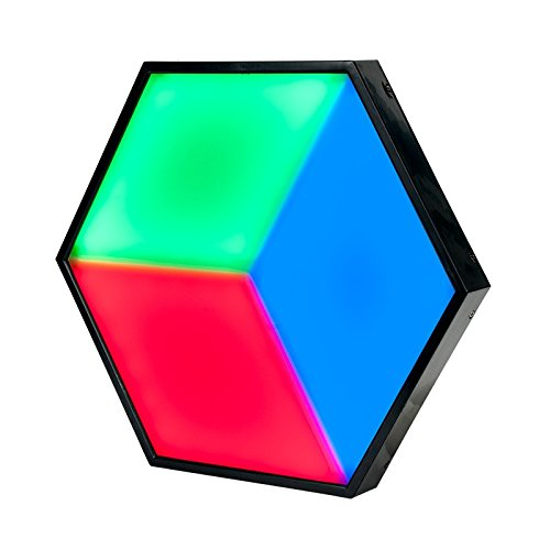 The 3D Vision Plus hexagonal by ADJ Products