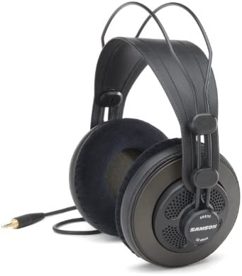 Semi Open-Back Studio Reference Headphones