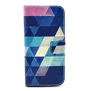 GDW 03 iphone 6 / 4,7 cuero pintado caja de cuerpo completo de nuevo casos de la cubierta con el soporte para el iphone 6 / 4.7