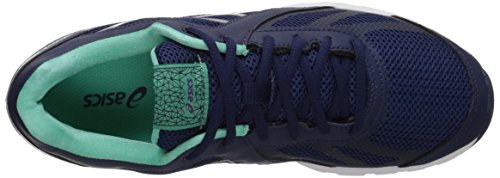 US Silver Women's Gel Shoe Silver Navy Asics B Bermuda Navy Bermuda 3 Walking 6 Frequency gP0wxw1nq