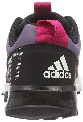 Morado Color negro Adidas Zapatillas Kanadia W Tr rosa Mujer Para 7 wxfZ4wq6