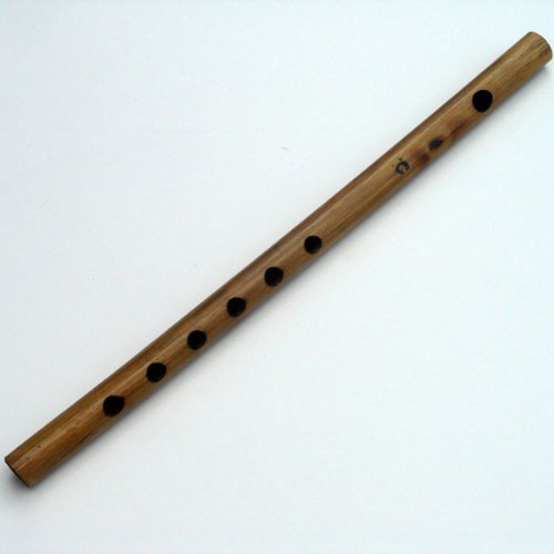 Wooden Flute Carved Wood Fife