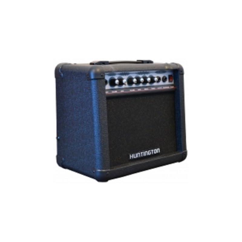15 Watt Electric Guitar Amp Combo Practi