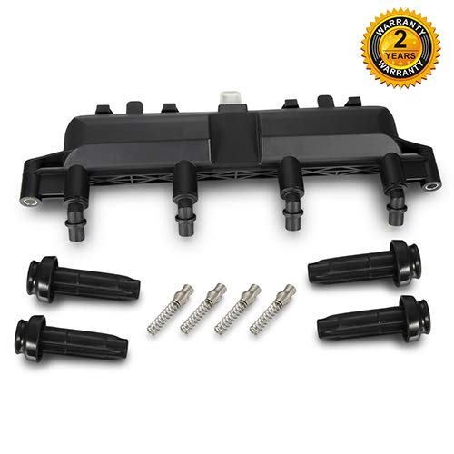 Ignition Coil Pack Grey Plug from Dromedary: