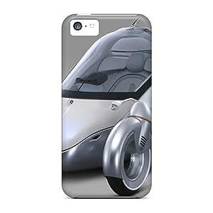 Defender Case For Iphone 5c, 3d Car Pattern