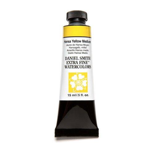 daniel-smith-extra-fine-watercolor-15ml-paint-tube-hansa-yellow-medium