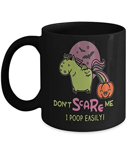Don't Scare Me I Poop Easily Halloween Vampire Lip Mug,Don't scare me I poop easily Minion,aggretsuko, aggressive retsuko, anime otaku sticker