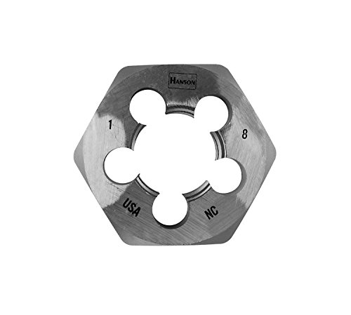 Hanson 8465 Die 1-8 1 13/16 NC Sh, for Tap Die Extraction -
