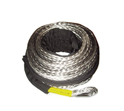 Keeper KTA14120 55 x 7//32 Wire Rope for KT4000 Winch