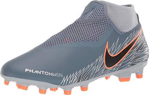 Nike Men's Phantom Vision Academy Dynamic Fit Multi Ground Soccer Cleats (8 D US) (Best Cleats For Grass)