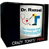 Neurologist Mug Unique Thank You Congratulations Present Ideas For Neurologists By Crazy Tonys by CRAZY TONYS