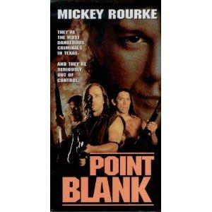 Point Blank [VHS] (Werner Schreyer)