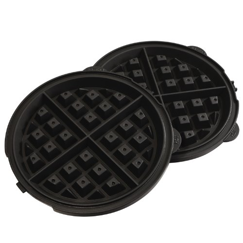 Hamilton Beach Flip Belgian Waffle Maker with Removable Plates (26030)