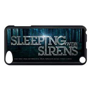 CTSLR Music & Singer Series Protective Snap-on Hard Back For Case Samsung Galaxy S4 I9500 Cover - 1 Pack - Sleeping with Sirens - 34