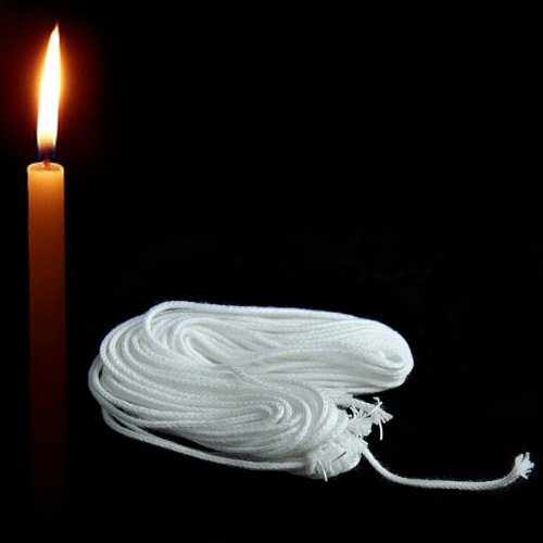 #4//0 Square Braid Cotton Candle Wick