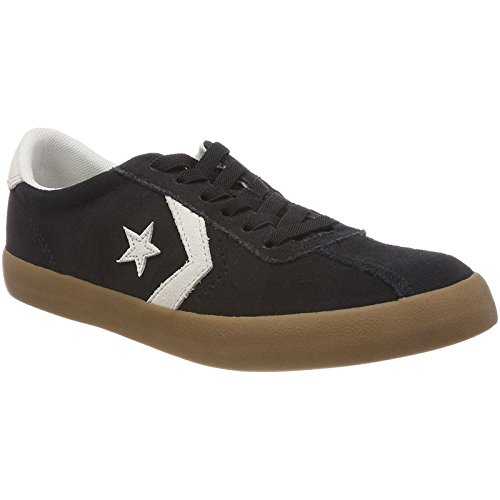 Black Breakpoint Ox Mens Converse Suede Trainers wBq6X0a