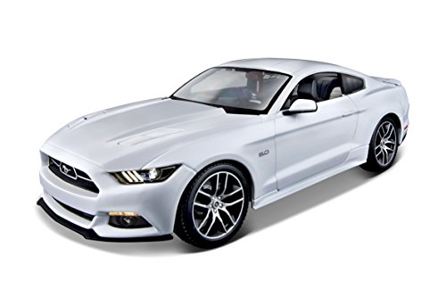 Maisto Exclusive Edition 1:18 2015 Ford Mustang Diecast (Ford Mustang Diecast 1 18)