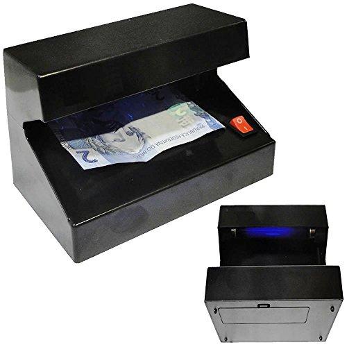 Detector Testador De Dinheiro Nota Falsa Cheque Rg Selos Passaporte WMTDS2091