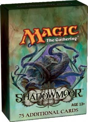 Magic the Gathering: 10th Edition MTG - Shadowmoor - Tournament Deck Pack (75 Additional Cards)