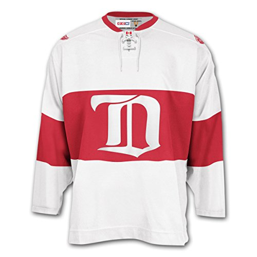 CCM Detroit Red Wings Vintage Replica Jersey 1926-27 (Home) - ()