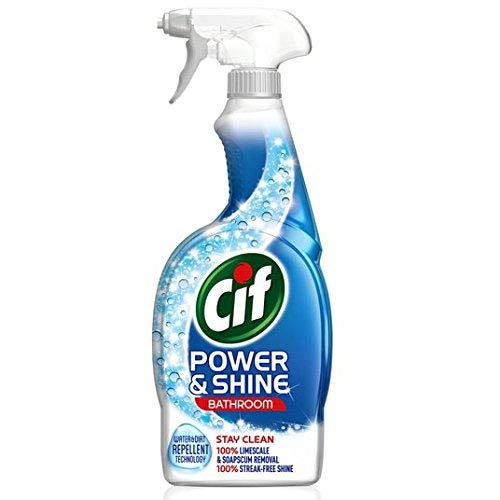 Cif Power & Shine Bathroom Spray 700ml, 1 -