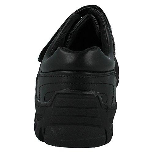 Red Tag , Jungen Sneaker Schwarz