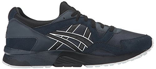 Asics Mens Gel-lyte V Fashion Sneaker Inchiostro India / Nero