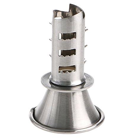 Exprimidor de cítricos manual de acero inoxidable–Accesorio de