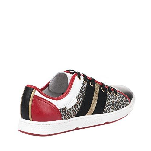 Pataugas Femme Mode Baskets Léopard Leopard q8qUrCP