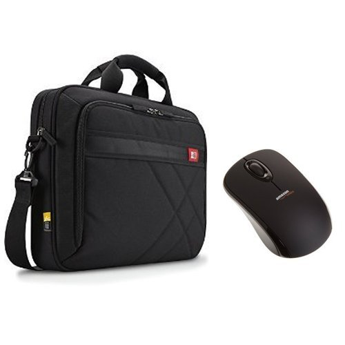 Case Logic DLC-115 15.6-Inch Laptop and Tablet Briefcase ...