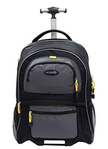 Travelers Club Luggage Rolling Backpack, - Ricardo Backpack