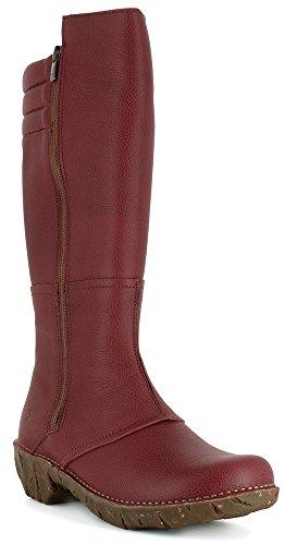 El Naturalista Women's Ng54 Leather Knee High Boots QxAq62Vz