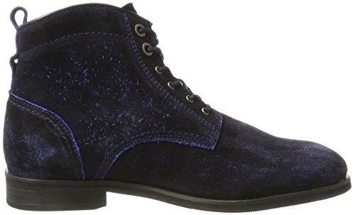 candies Suede 14 love Femme I Bottines Bleu 409 Blue 640 wIAW51p6q