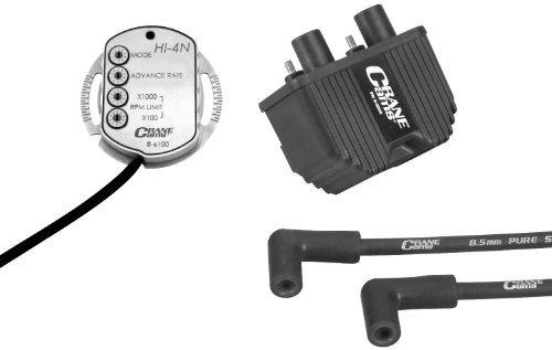 Crane Cams Multi-Function Performance Ignition, Single Fire Coil & Plug Wire Ki