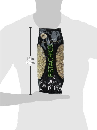 Large Product Image of Wonderful Pistachios, Roasted and Salted, 32 Ounce Bag