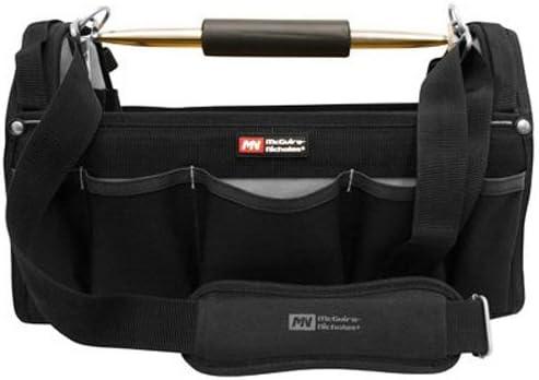 Heavy Duty 24/'/' Wide Opening Metal Frame Nylon Tool Bag Toolbag Storage Box