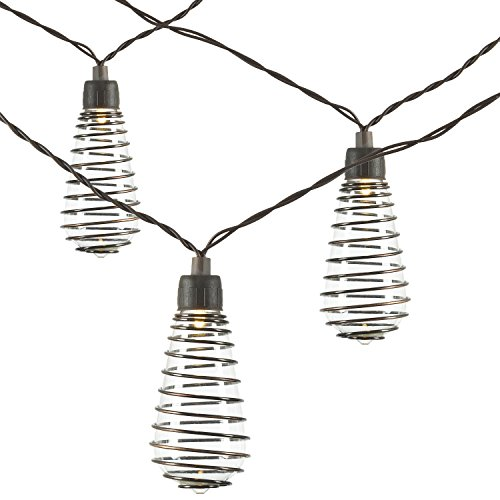 - Everlasting Glow 93367 Count Solar ST40 Wire Light Set, 11.6