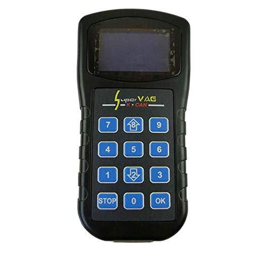 Top Sell Super VAG K+CAN V4 8 Key Programmer Super VAG K CAN 4 8 Odometer  Correction and Airbag Reset Tool vag k can
