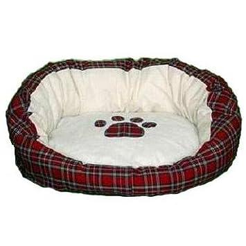 Cama para perros Perros Camilla Perros Dormir Cama 100 x 80 x 22 cm: Amazon.es: Productos para mascotas